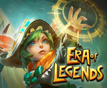 Era of Legends уже здесь!