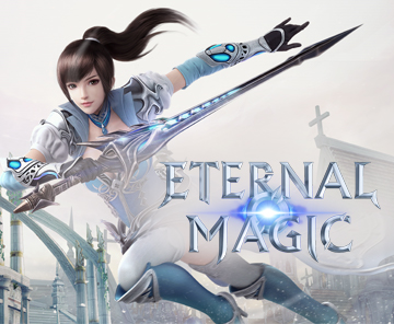 Sign up for Eternal Magic Closed Beta