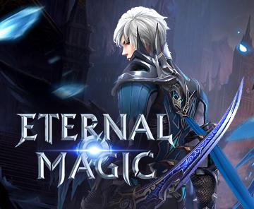 ОБТ Eternal Magic началось!